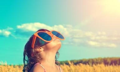 proteger les yeux du soleil