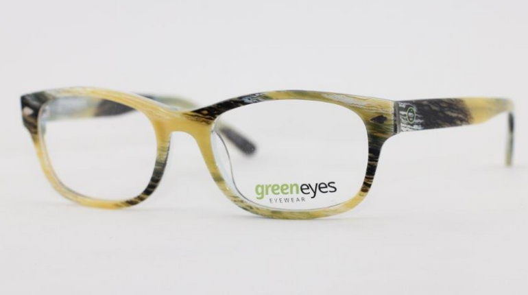 Green eyes eyewear