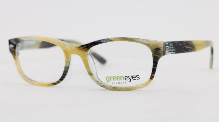 Green eyes eyewear