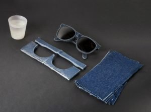jeans recycled eyewear
