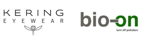 bio-on et kering eyewear