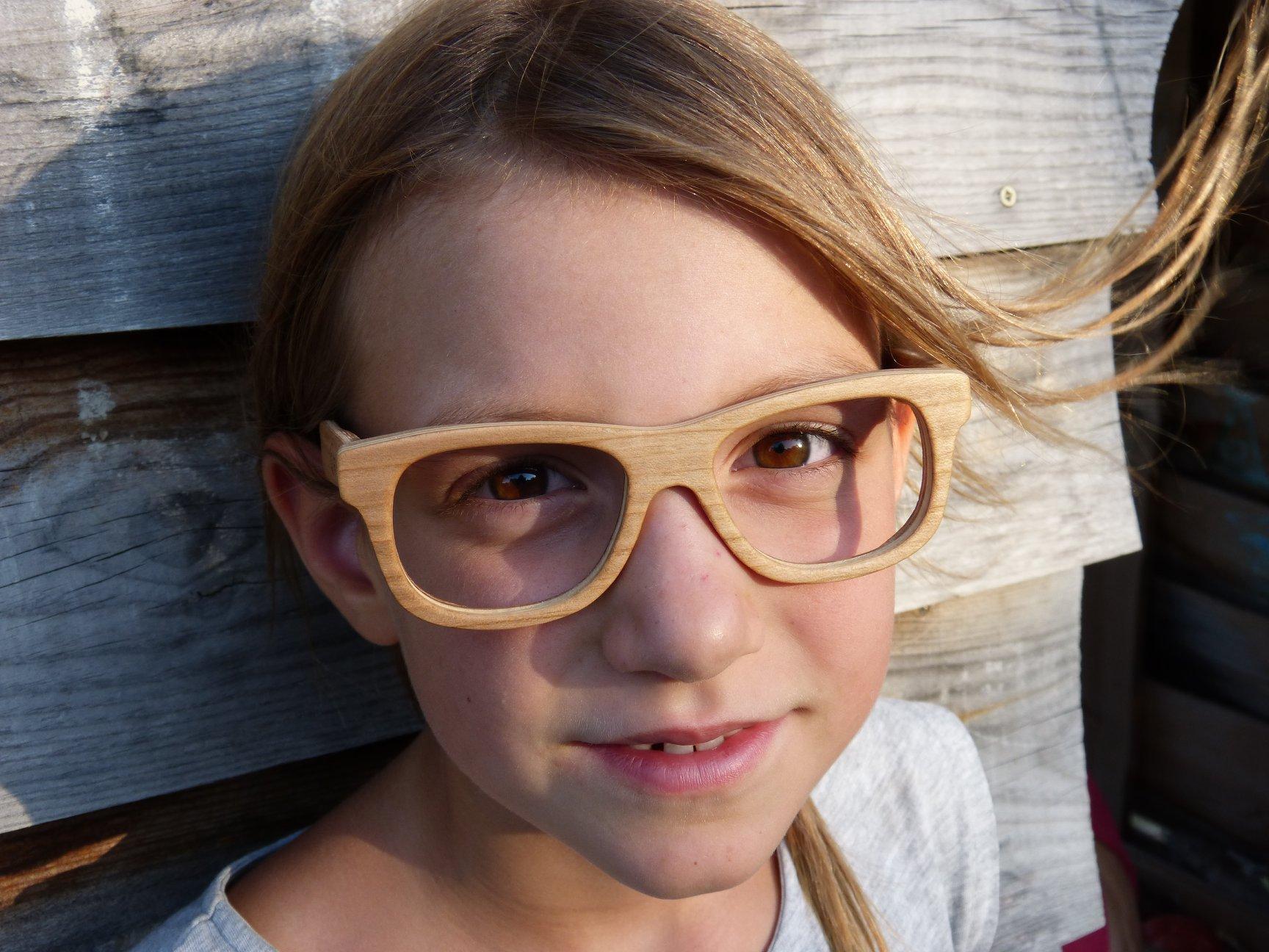 lunettes ecologiques pour enfants