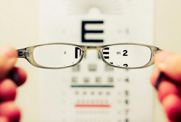 plastique lunettes