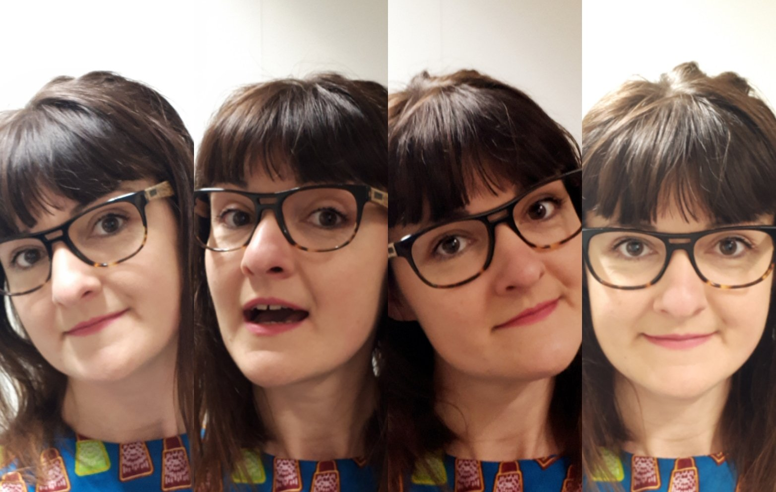 b1926142067ffc Osez les lunettes double-pont, la tendance lunettes du monent