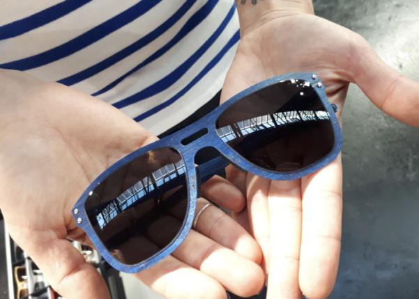 lunettes double-pont