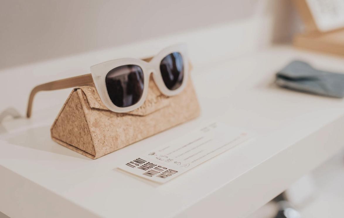 YUMA lunettes impression 3D recyclé lunettes zéro déchet