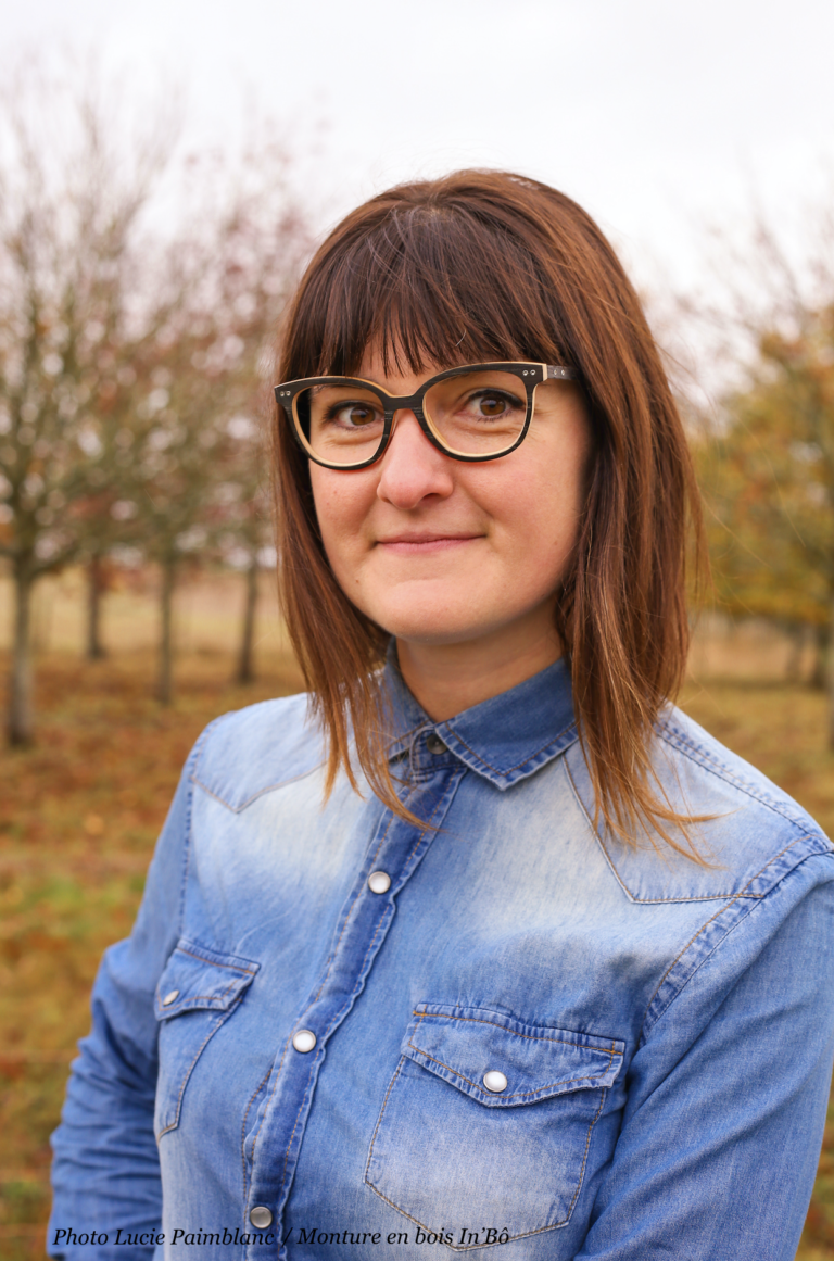 Carole Les lunettes écologiques
