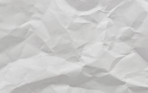 monture en papier recyclé