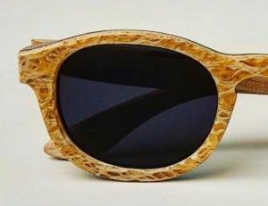 lunettes en bois