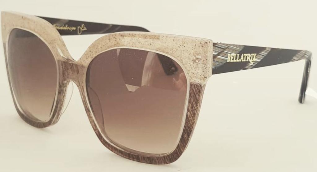 Bellatrix lunettes de soleil en sable