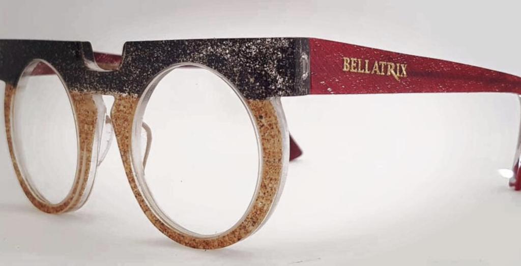 Bellatrix lunettes en sable