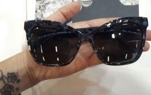 lunettes en acétate recyclé
